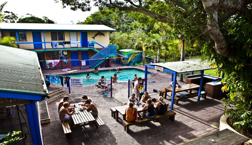 Accommodation - Surf Camp Byron Bay