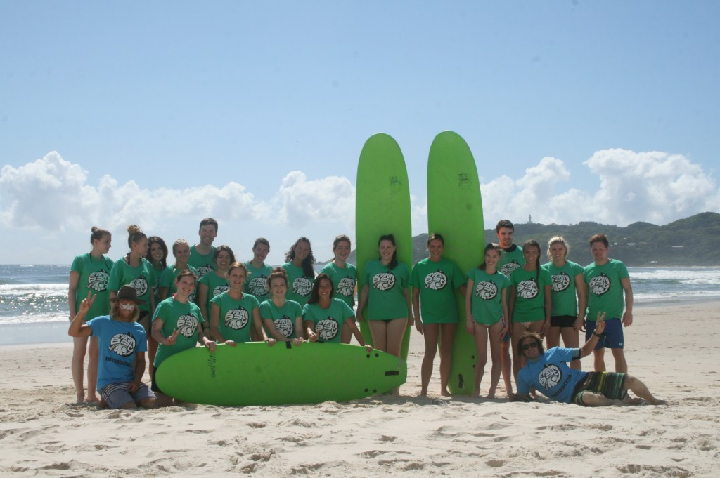 Surf Camp Byron Bay